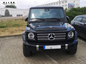 Mercedes-Benz G 350